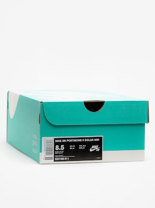 Buty Nike SB Solarsoft Portmore II Mid (black/white)
