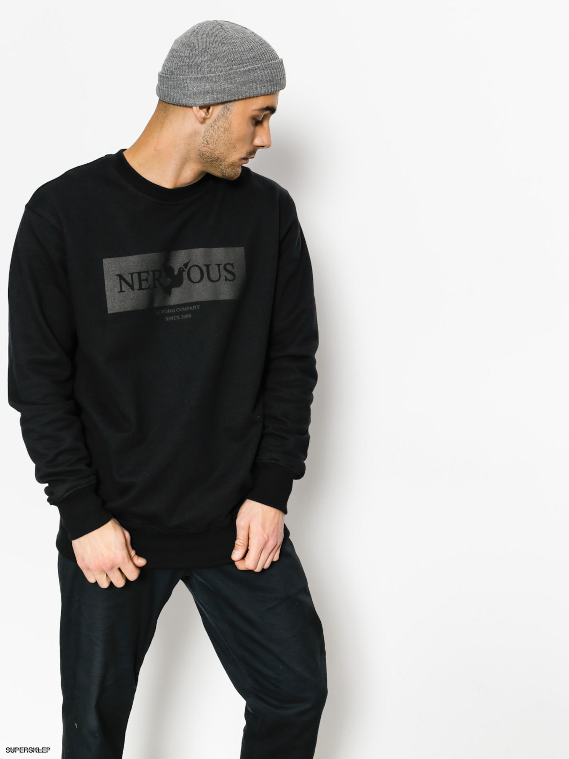 Bluza Nervous Brand Box