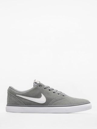 Buty Nike SB Check Solar (cool grey/white)
