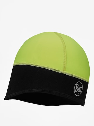 Czapka zimowa Buff Windproof & Tech (solid joi yellow fluor)