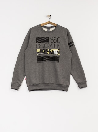 Bluza SSG Generation (charcoal heather)