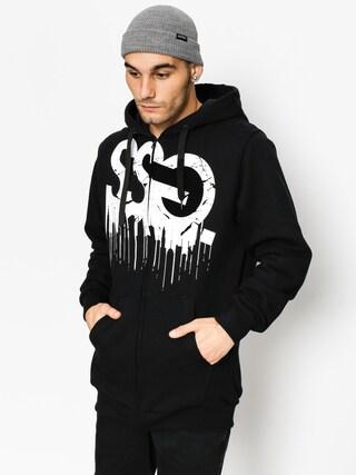 Bluza z kapturem SSG City ZHD (black)