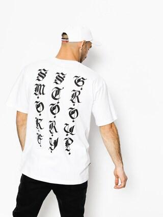 T-shirt SSG Front Back Smoke (white)