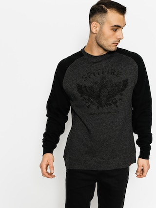 Bluza Spitfire Dishonor (charcoal/black)