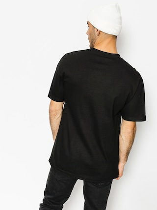 T-shirt DGK Roll Up (black)