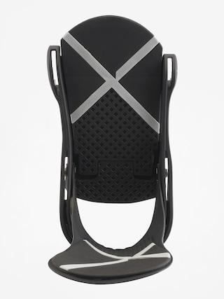 Wiązania snowboardowe Burton X Base (black)
