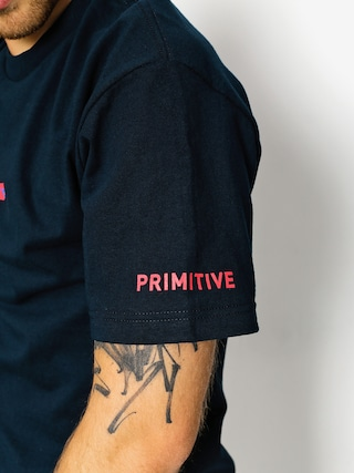 T-shirt Primitive Shattered Pennant (navy)