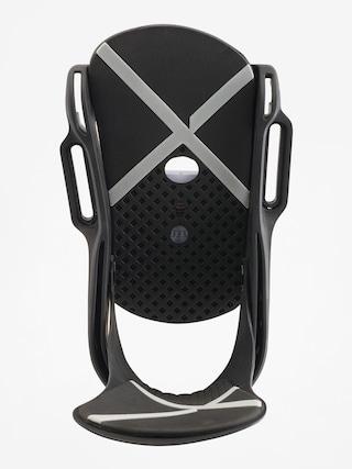 Wiązania snowboardowe Burton X Base Est (black)