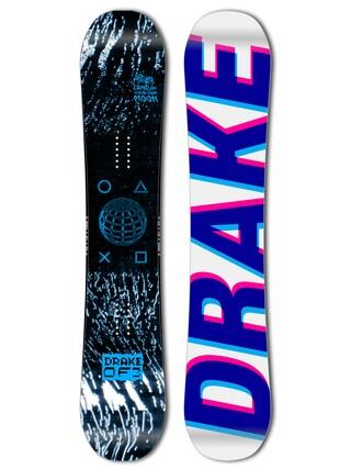 Deska snowboardowa Drake DF3
