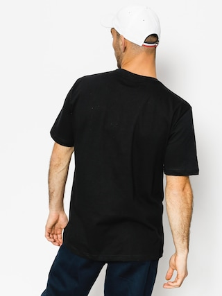 T-shirt El Polako Ep Paint (black)