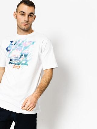 T-shirt El Polako Chmury (white)