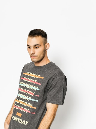 T-shirt DGK Everyday (charcoal heather)