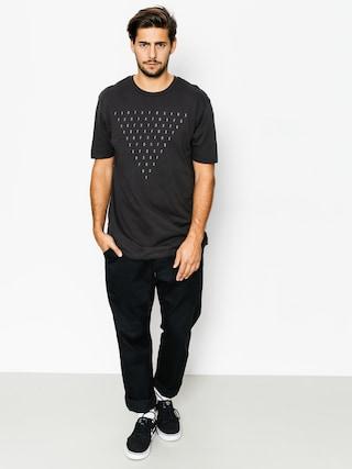 T-shirt Fox Fantum Premium (blk vin)