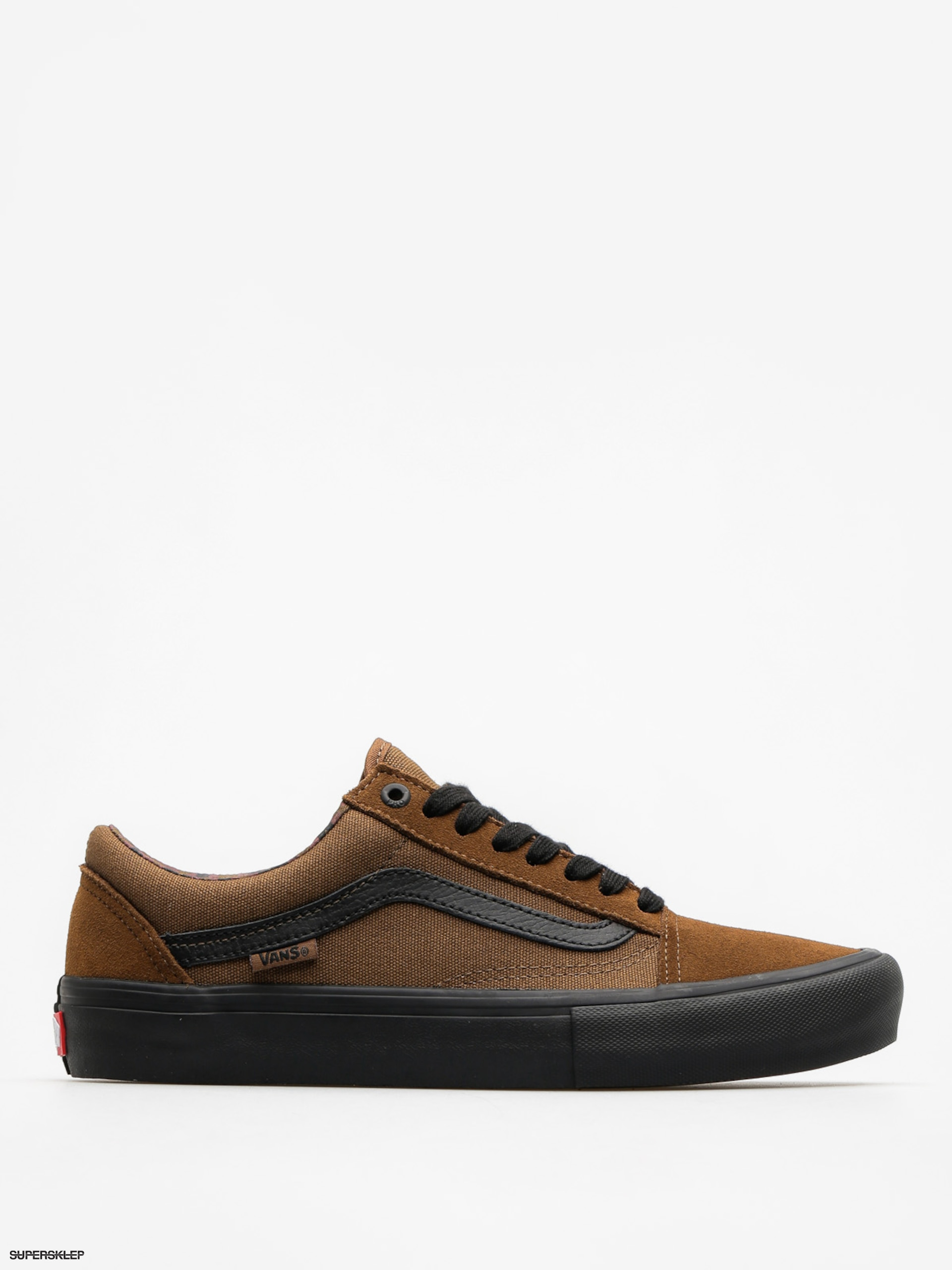 Buty Vans Old Skool Pro (dakota roche/teak/black)