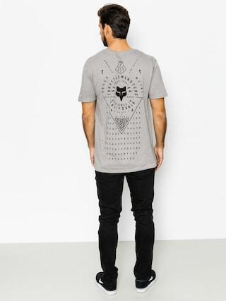 T-shirt Fox Fantum Premium (htr drk gry)