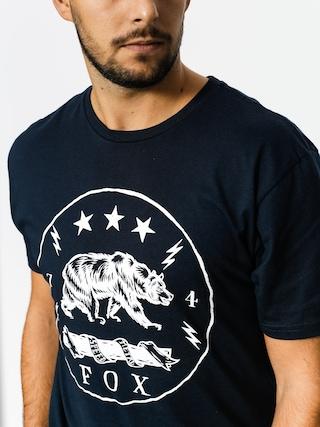 T-shirt Fox Revealer Premium (htr mdnt)