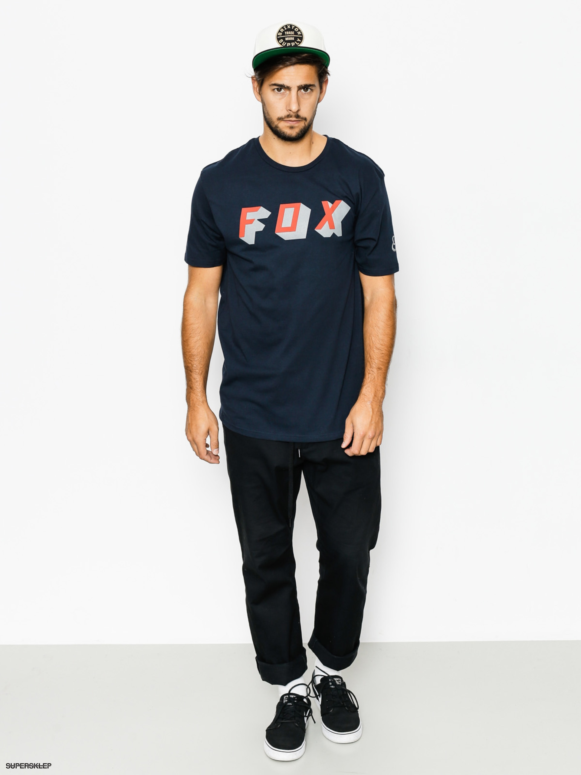 T-shirt Fox Barring Premium