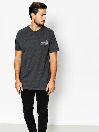 T-shirt Volcom Mount Vacant Hth (hbk)