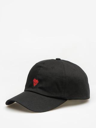 Czapka z daszkiem K1x Hoop Love Sports ZD (black)