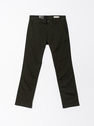 Spodnie Volcom Frickin Modern Stretch (dkg)