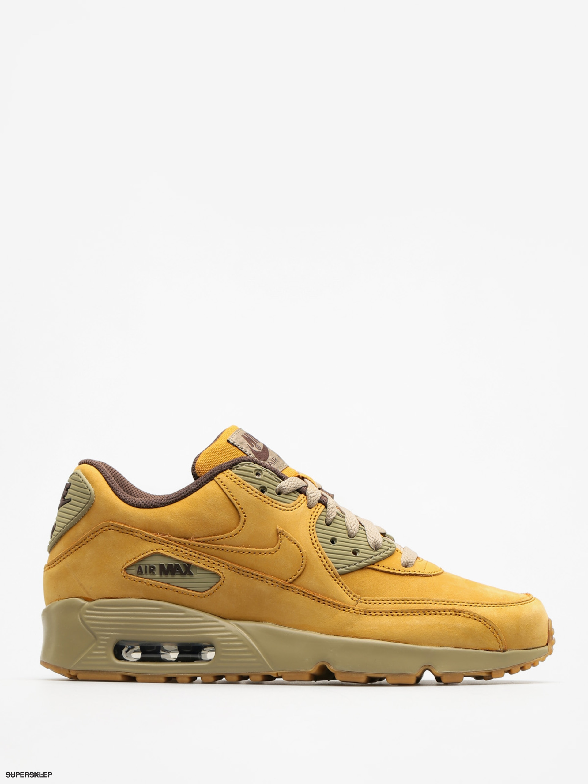 Buty Nike Air Max 90 Winter Premium Gs (bronze/bronze baroque brown bamboo)