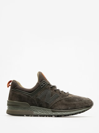 Buty New Balance 574 (olive green)