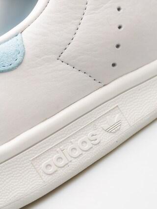 Buty adidas Stan Smith Wmn (crywht/crywht/iceblu)