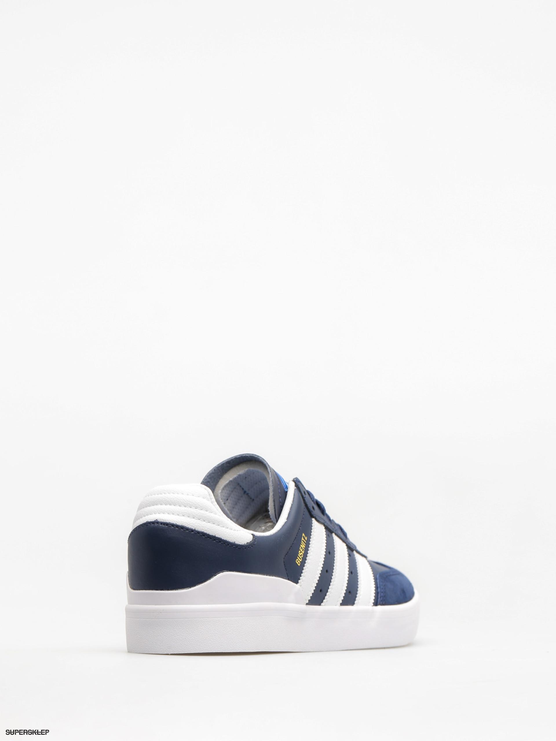 Buty adidas Busenitz Vulc Samba Edidtion (conavyftwwhtblubir)