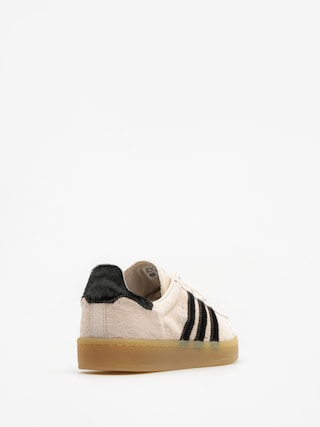 Buty adidas Campus (clear brown/core black/silver met.)