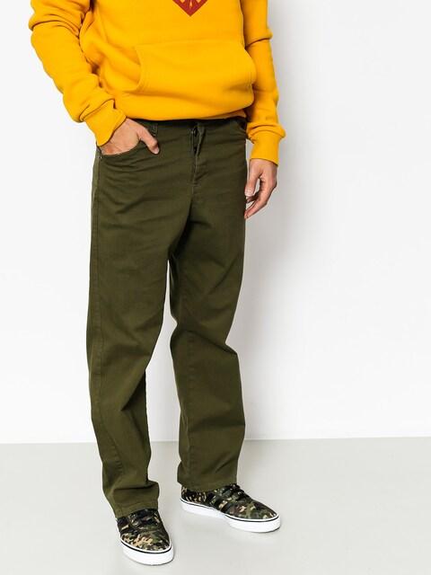Spodnie Turbokolor Streetsweepers (kahki)