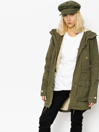 Kurtka Volcom Walk On By Parka Wmn (dca)