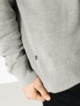 Sweter Nike SB Everett Crew (dk grey heather/dark steel grey)