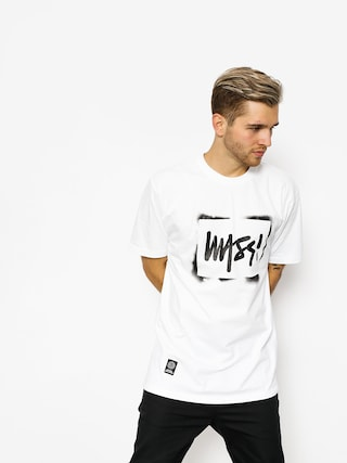 T-shirt MassDnm Street Sign (white)