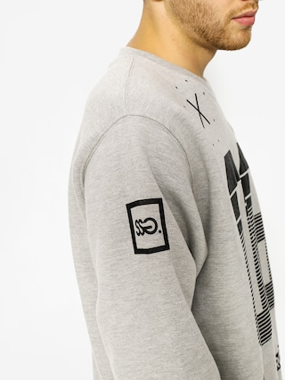 Bluza SSG 08 Lines (grey/black)