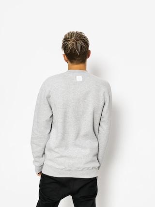 Bluza MassDnm Base (light heather grey)