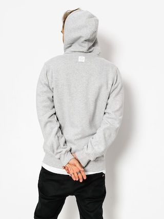 Bluza z kapturem MassDnm Base ZHD (light heather grey)