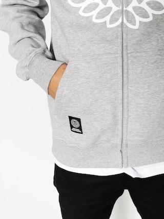 Bluza z kapturem MassDnm Base ZHD (light heather grey)