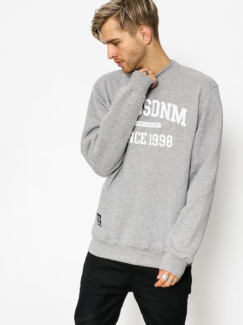 Bluza MassDnm Campus (medium heather grey)
