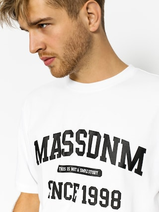 T-shirt MassDnm Campus (white)