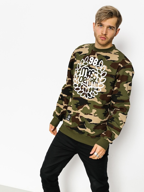 Bluza MassDnm Base (woodland camo)