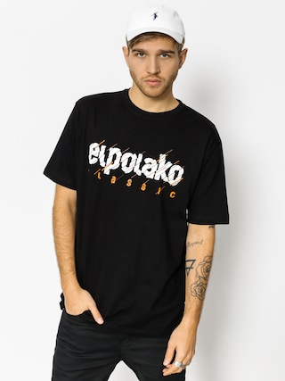 T-shirt El Polako Cut Classic (black)