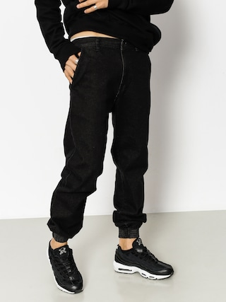 Spodnie El Polako Republic Regular Jogger (black jeans)