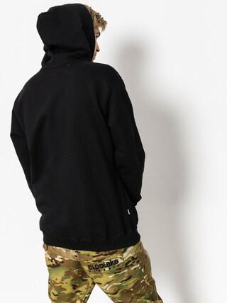 Bluza z kapturem SSG City HD (black)