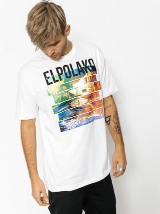 T-shirt El Polako Gramofon (white)