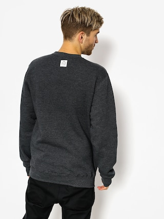 Bluza MassDnm Base (dark heather grey)