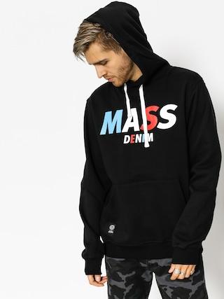 Bluza z kapturem MassDnm Grand HD (black)