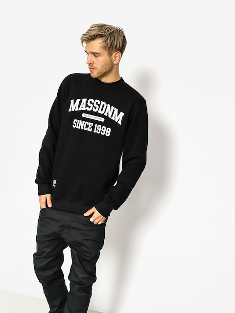 Bluza MassDnm Campus (black)