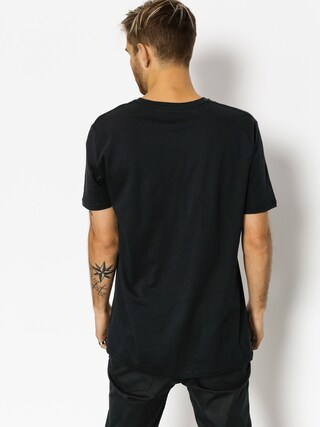 T-shirt Volcom Carving Block Bsc (blk)