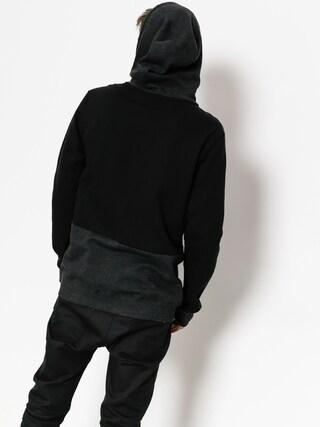 Bluza z kapturem Volcom Backronym ZHD (blk)