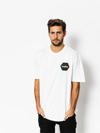 T-shirt Malita 3 D (white)